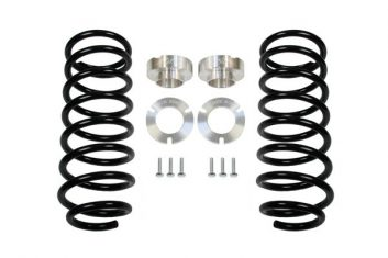 3 inch FJ Lift Kit with spacers and rear ToyTec coils