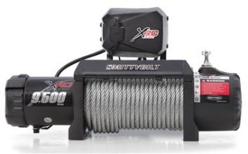 Smittybilt XRC-9500lb Waterproof Winch Gen2