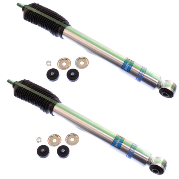 "05-'15 Ford F-350 4WD Bilstein 5100 6"" Front Lift Shocks-2x24-186681"