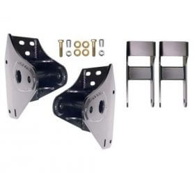 """ICON 3"""" Lift Kit Hanger System for 2000-2005 Ford Excursion"""