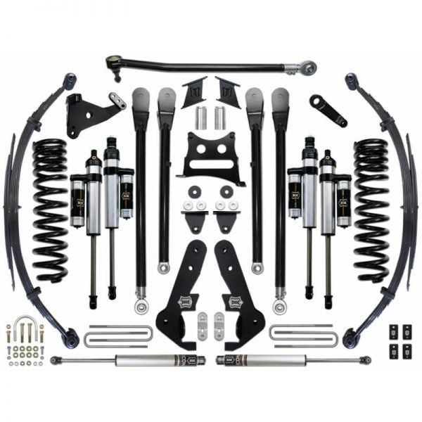 """ICON 7"""" Lift Kit Stage 4 for 2017-2019 Ford F250/F350 4WD"""