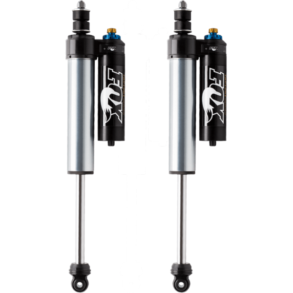 FOX Factory Res Adj 0-1.5 Front Lift Shocks 2008-2010 Ford F350 4WD